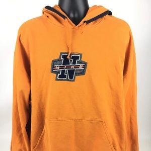 Nike vintage men's hoodie SZ XL